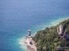 Aerial View Fathom 5 Marine Park 3