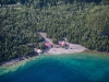 Aerial View Fathom 5 Marine Park 4
