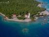Aerial View Fathom 5 Marine Park 6