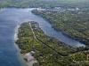 Aerial View Fathom 5 Marine Park 8