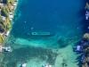 Aerial View Fathom 5 Marine Park 9