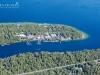 Aerial View Fathom 5 Marine Park 11