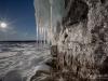 Georgian Bay shoreline winter 3